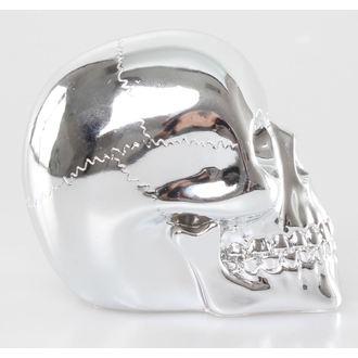 dekorace Chrome Skull