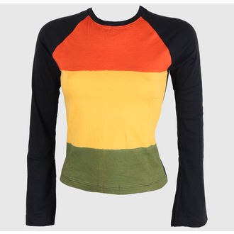 tričko dámské dlouhý rukáv Batika 3