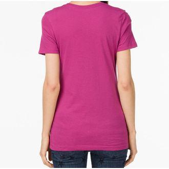 tričko dámské VANS - G Allegiance - Boysenberry, VANS