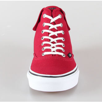 boty VANS - U Authentic Hi 2 - (Snake) chili pepper/true white