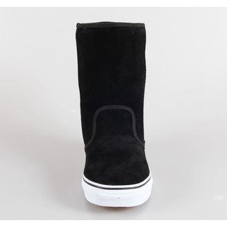 boty VANS - U SLIP-ON  Boot - (Suede) black, VANS