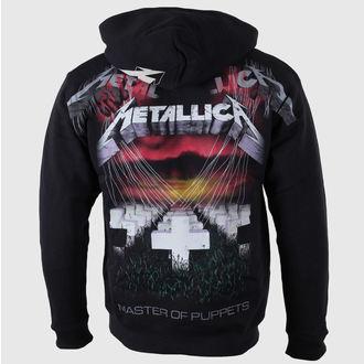 mikina pánská Metallica - Master of Puppets - Black, Metallica