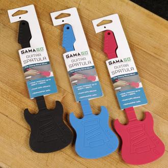 stěrka Guitar Baking Spatula - Gama Go