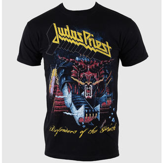 tričko pánské Judas Priest - Defender Of Faith - ROCK OFF - JPTEE03MB
