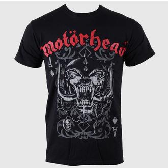 tričko pánské Motörhead - Playing Card - ROCK OFF - MHEADTEE12MB