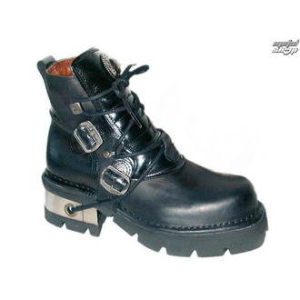 boty NEW ROCK - Classic Shoes (988-S1) Black