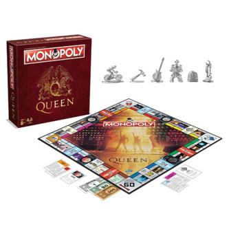 hra Queen - Monopoly, NNM, Queen