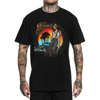 tričko pánské SULLEN - VIVA LA RAZA - BLACK - SCM2895_BK
