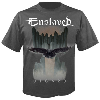 tričko pánské ENSLAVED - Utgard raven - NUCLEAR BLAST, NUCLEAR BLAST, Enslaved