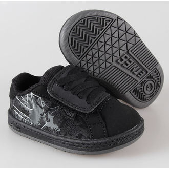 boty dětské ETNIES - Toddler Metal Mulisha Fader, METAL MULISHA