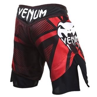 boxerské kraťasy VENUM - Hardy Outlaw - Red
