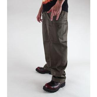 kalhoty pánské BRANDIT - US Ranger Hose Oliv, BRANDIT