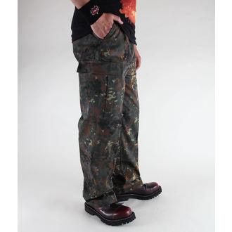 kalhoty pánské BRANDIT - US Ranger Hose Flecktam