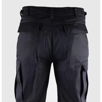 kalhoty pánské BRANDIT - US Ranger Hose Black
