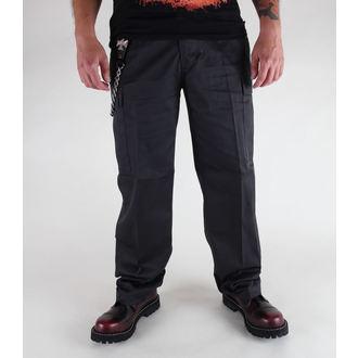 kalhoty pánské BRANDIT - US Ranger Hose Black, BRANDIT