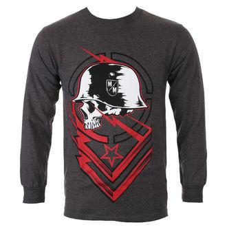 tričko pánské s dlouhým rukávem METAL MULISHA - IMPACT, METAL MULISHA