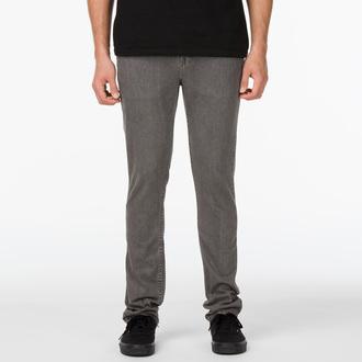kalhoty pánské VANS - M V76 Skinny - Gravel Grey - VK4D52V