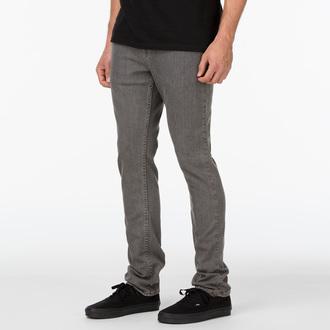 kalhoty pánské VANS - M V76 Skinny - Gravel Grey
