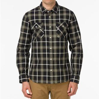 košile pánská VANS - M Wade - Black