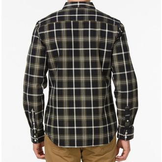 košile pánská VANS - M Wade - Black, VANS