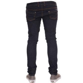 kalhoty dámské 3RDAND56th - Super Skinny Hipster - Indigo, 3RDAND56th