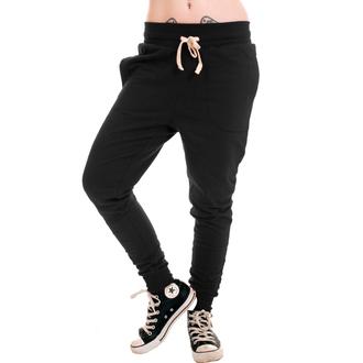 kalhoty unisex (tepláky) 3RDAND56th - Carrot Fit Jogger - Black, 3RDAND56th
