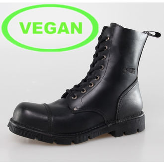 boty NEW ROCK - NEWMILI083-V1 - VEGAN NEGRO