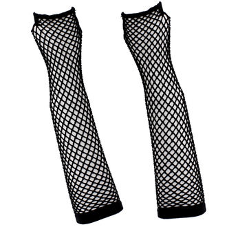 narukávník (rukavice) LEGWEAR - Long Fishnet - Black, LEGWEAR