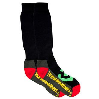 ponožky -podkolenka SNB- HORSEFEATHERS - Loby Snow, HORSEFEATHERS