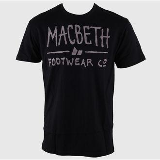 tričko pánské MACBETH - Scribble, MACBETH