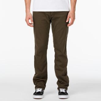 kalhoty pánské VANS - V56 Standart - AV Chocolate - VP0QCHC