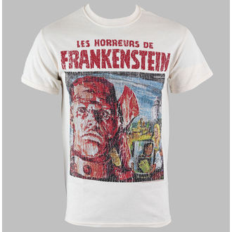 tričko pánské Horror Of Frankenstein - PLASTIC HEAD - PH7648