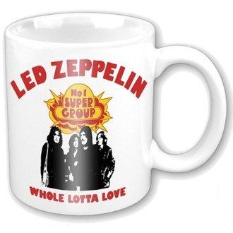 hrnek Led Zeppelin - Whole Lotta Love - ROCK OFF - LZMUG03