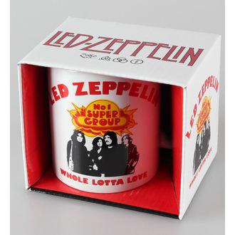 hrnek Led Zeppelin - Whole Lotta Love - ROCK OFF, ROCK OFF, Led Zeppelin