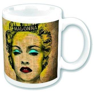 hrnek Madonna - Celebration - ROCK OFF, ROCK OFF, Madonna