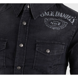 košile pánská Jack Daniels - BIOWORLD