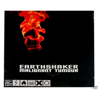 CD Malignant Tumour - Earthshaker, NNM, Malignant Tumour