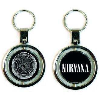 klíčenka (přívěšek) Nirvana - Vestibule Spinner - ROCK OFF, ROCK OFF, Nirvana