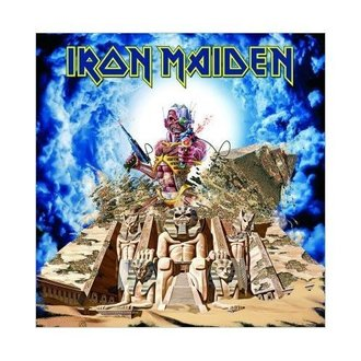 přání Iron Maiden - Somewhere back in Time - ROCK OFF, ROCK OFF, Iron Maiden