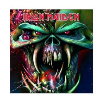 přání Iron Maiden - The Final Frontier - ROCK OFF, ROCK OFF, Iron Maiden