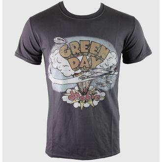 tričko pánské Green Day - Dockie Vintage - BRAVADO EU - GDTS01
