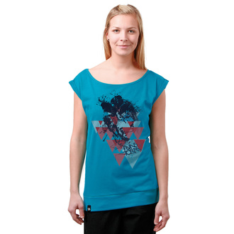 tričko dámské -top- FUNSTORM - Ilcox - 14 BLUE