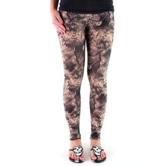 kalhoty dámské (leginy) LIQUOR BRAND, LIQUOR BRAND