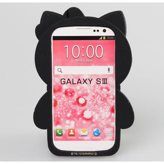 obal na mobil Hello Kitty - Samsung Galaxy 3