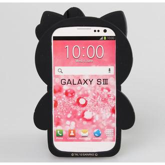 obal na mobil Hello Kitty - Samsung Galaxy 3, HELLO KITTY