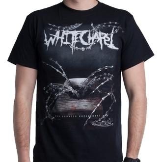 tričko pánské WHITECHAPEL - The Somatic Defilement - Black - INDIEMERCH, INDIEMERCH, Whitechapel