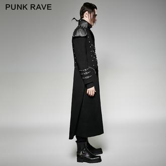 kabát pánský PUNK RAVE - Daemon, PUNK RAVE