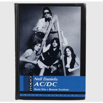 kniha AC/DC - Raná léta s Bonem Scottem, AC-DC