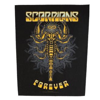 nášivka velká Scorpions - Forever - RAZAMATAZ, RAZAMATAZ, Scorpions