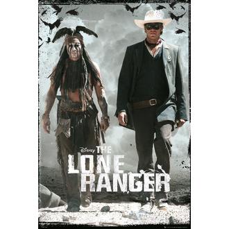 plakát Lone Ranger - Teaser, NNM